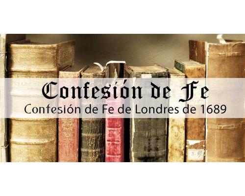 Confesión de Fe de Londres de 1689